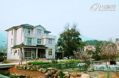 杭州郊区农村自建房
