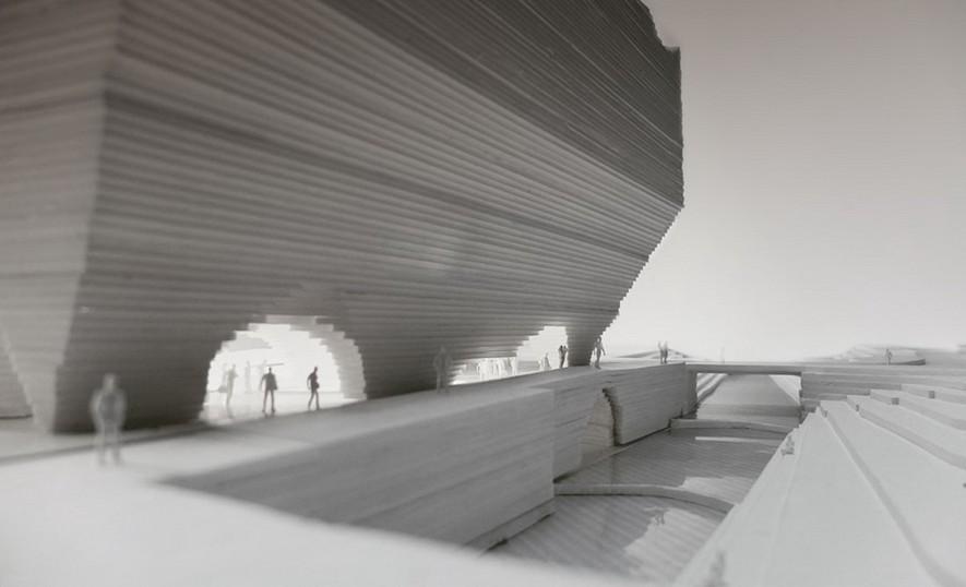 瑞士巴塞尔动物园水族馆建筑设计方案