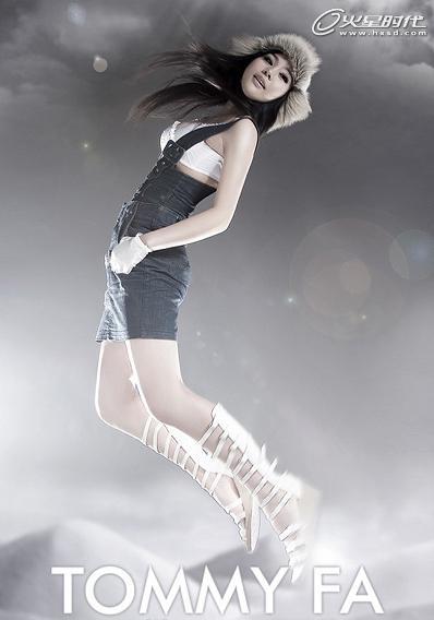 摄影教程:模特经典拍照姿势整理