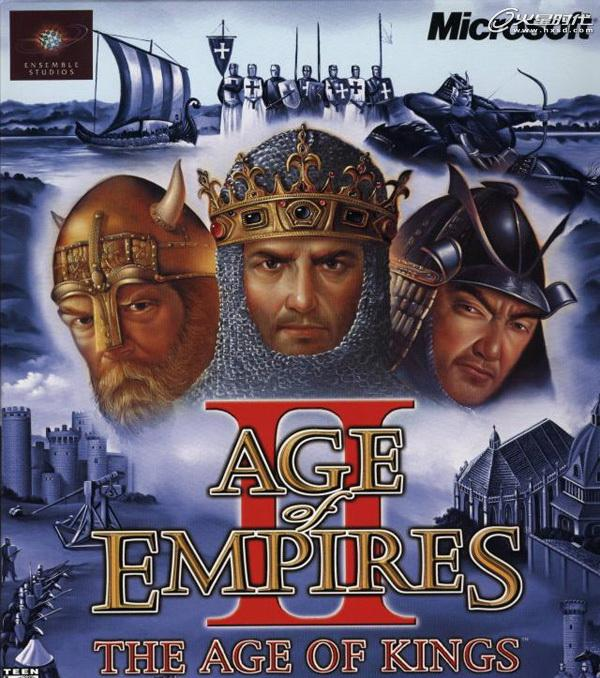 Age of Empires II:The Age of Kings   《帝国时代II:帝王世...