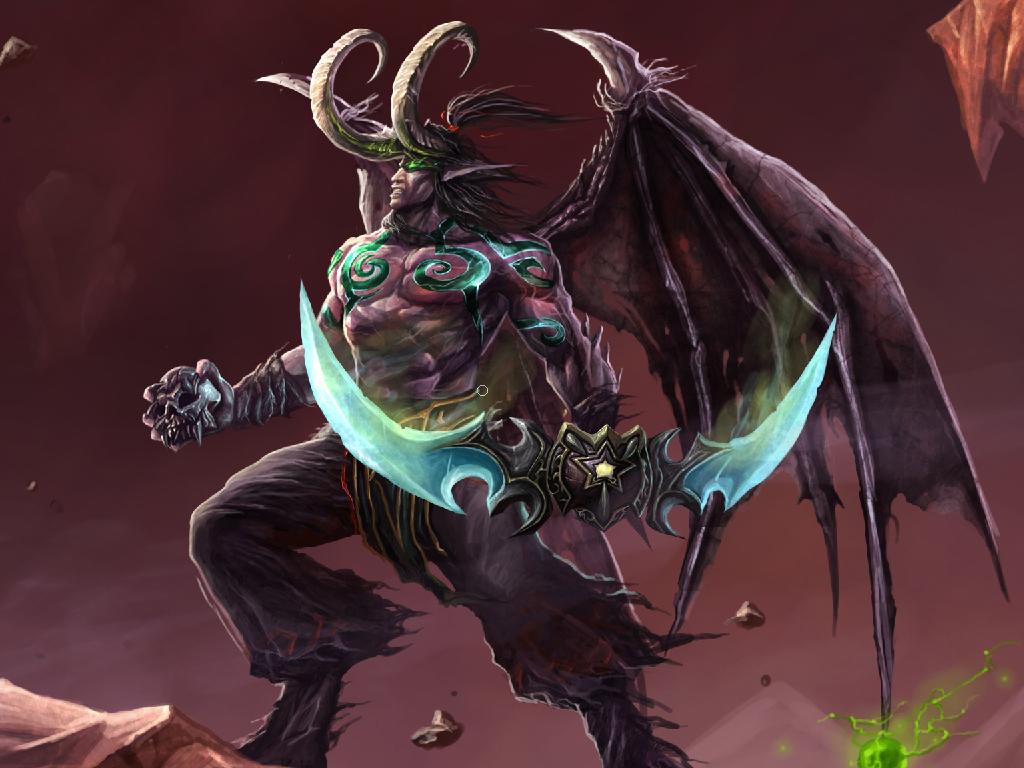 魔兽游戏人物头像