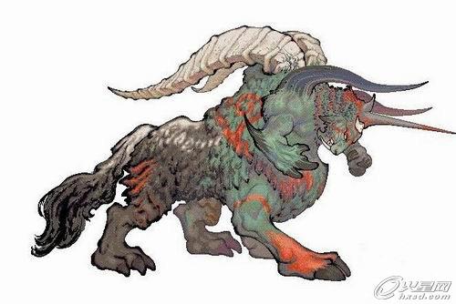 年兽大幻想!盘点中国上古时代神话怪兽图片