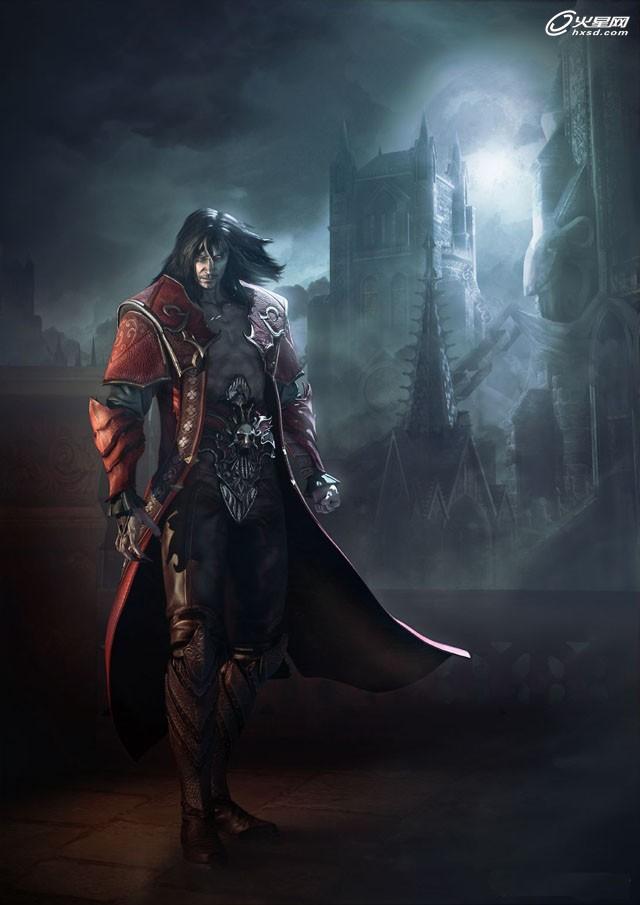《恶魔城:暗影之王2》原画设定与海量截图