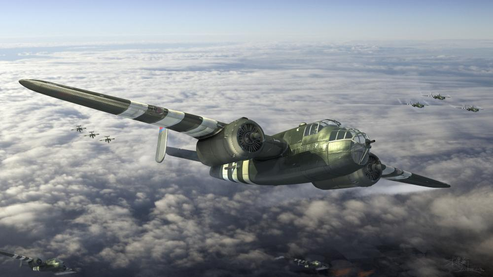 标签:轰炸机二战飞机 素材分类: 素材首页 - cg图片 - 其他 版权信息