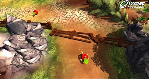 游戏设计教程:使用unity制作游戏关卡的教程(3)